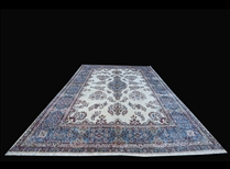 9885-7 a Palace Authentic Persian Kerman
